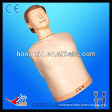 Advanced Electronic Half-body CPR Training Simulator&Nursing model