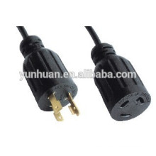 UL approved nema connectors 20A 30A 50A