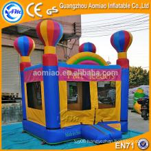 Kindergarten safe game bounce house, baby bouncer, bouncy castle for sale