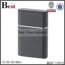 12 ml 30 ml 50 ml parfum vaporisateur noir couleur parfum vaporisateur flacon rond bouteille de parfum 30 ml pulvérisation
