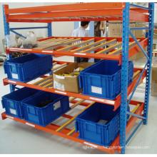 Стойка для картонных коробок с Live Fifo Storage
