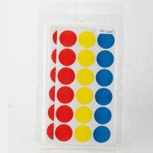 Round Shape Sticker Paper