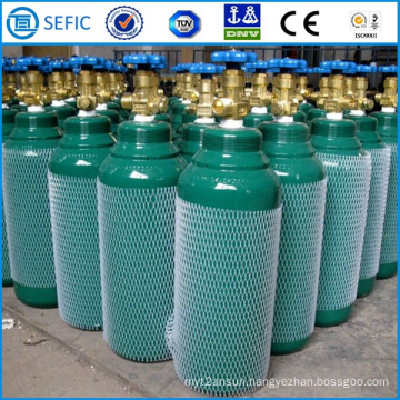 8L High Pressure Seamless Steel Gas Cylinder (ISO165-8.0-20)