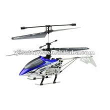 8001G RC 2.4G mini helicóptero del cielo 4Ch con el girocompás y la luz del LED