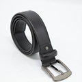 Popular Black Men Business Leather Waist Dress Belt