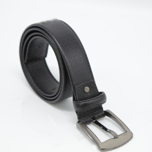 High Quality for Custom Waist Belt Popular Black Men Business Leather Waist Dress Belt supply to United Arab Emirates Wholesale