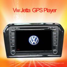 Sistema de entretenimiento de coche para VW Jetta Navegación GPS