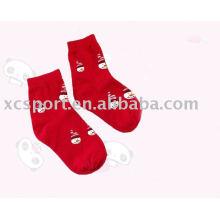 Calcetines de la Navidad del bebé