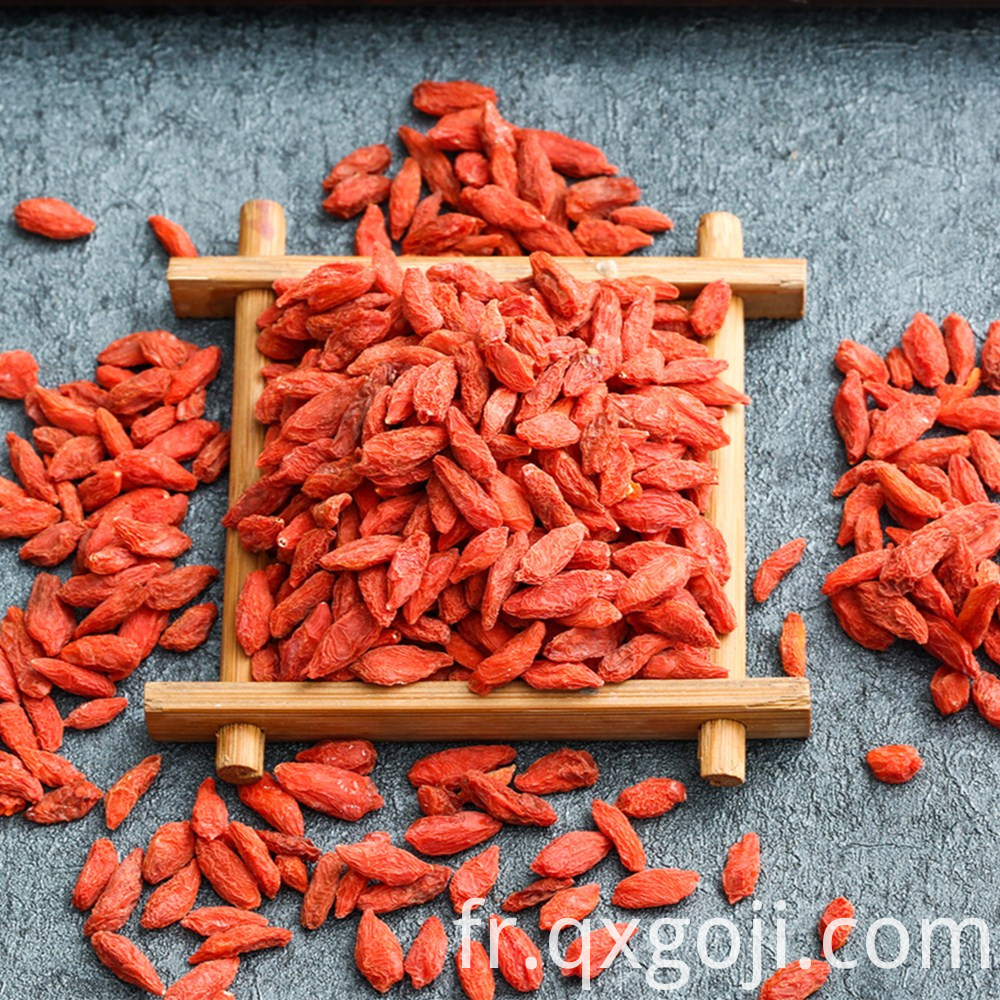 Ningxia Organic Dried Red Goji Berry