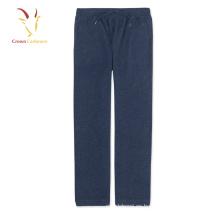 Pantalones para correr de punto de lana de cachemira de los hombres de moda