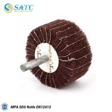 el producto principal lijado abrasivo rueda de tela (hecho en china)