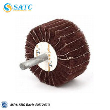 the main product abrasive sanding cloth wheel (made in china)