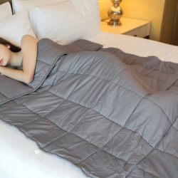 Wholesale Relieve Anxiety Help Sleeping Weighted Blanket