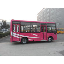 China 6.6 Meters Diesel Rhd City Bus with 20 Seats-26 Seats