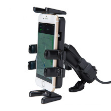 Silicone Motorcycle Mobile Phone Holder Bike Mount Universal Bicycle Phone Stand Support
