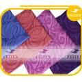 Гвинея парчи Африканский ручной ГАЛИЛА ткань жаккард ОДМ БАЗИН для мужчин женщин