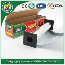 Lebensmittelqualität Aluminiumfolie für Lebensmittel / Kochen