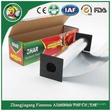 Feuille d'aluminium de qualité alimentaire pour aliments / cuisson