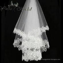 Free Shipping Cheap Wedding Veil At Sales Bridal Veil Appliques Veil