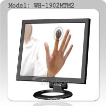 Ewelson 19'' Europe Hot Sale CE&RoHS TFT-LCD PC Touch Screen Display (WH-1902MTM2)