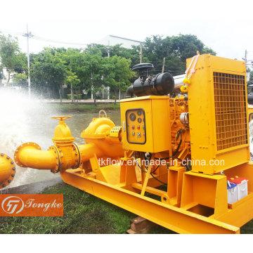 Movable Emergency Diesel Engine Centrifugal Pump (set)