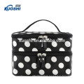 2017 Wholesale custom makeup travel promotional fashion cosmetic bags