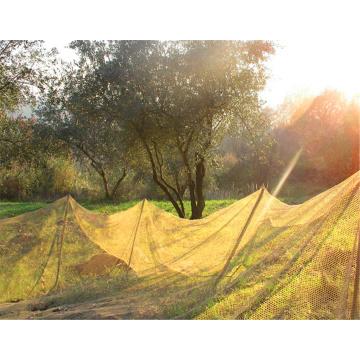 Nueva red de protección de embalaje de fruta verde oliva HDPE de diseño