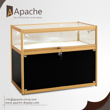 Renewable Design for Retail Display Racks display cabinet and showcase for jewelry shop export to Armenia Wholesale