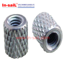 2016 Wholesale Knurled Aluminum Threaded Insert for Manufacturer