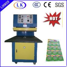 Machine d'emballage de boursouflure de PVC pour des épurateurs en métal