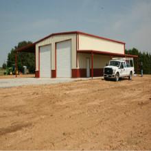 Prefab Stahlstruktur Farm Car Storage (KXD-SSW1399)