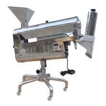 Capsule Polisher and Sorting Machine capsule polisher machine with sorting function