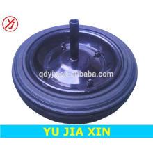 13 inch solid rubber barrow wheel
