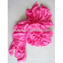 Твердый цвет вискозы 2012 моды шарф