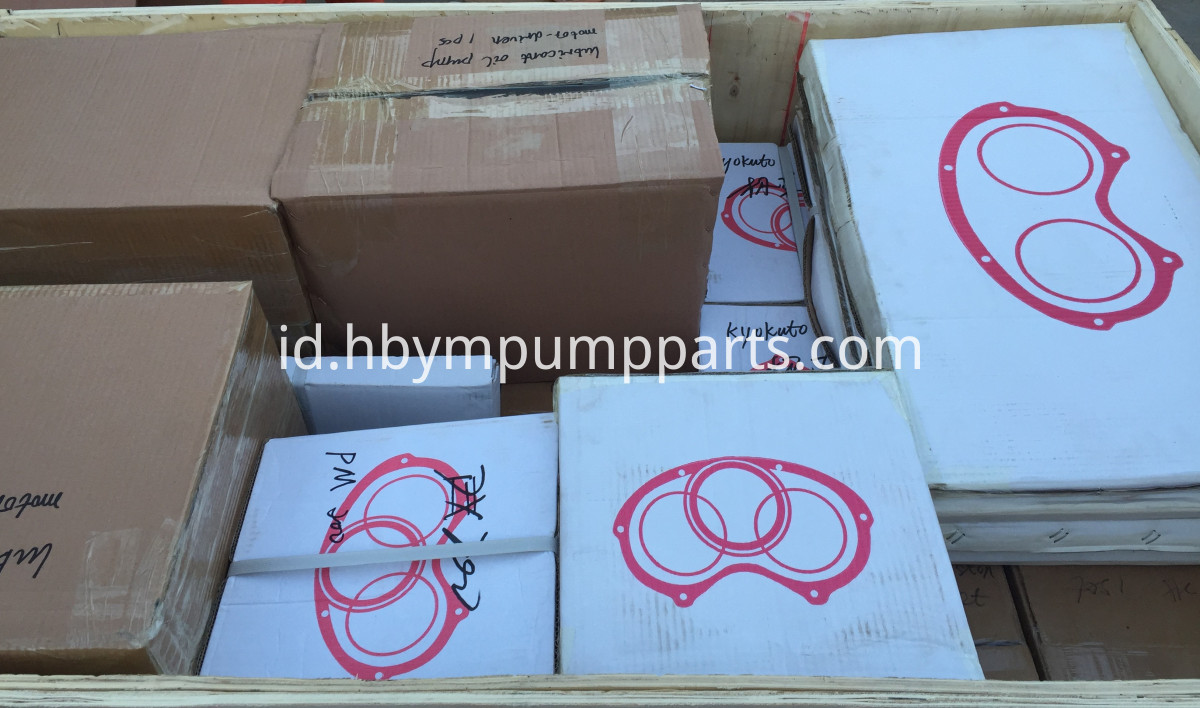 Spare Parts For Concrete Pump