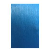 Ultra-thin Brushed Metal Mobile Phone Skin Wrap Film
