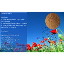 Wasserlösliche Fulvic Acid 80% Foilar Feritlizer