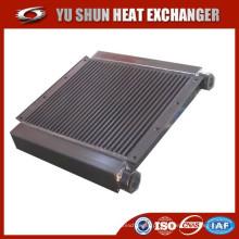 Fabricante de placa de alumínio e barra refrigerador de óleo hidráulico industrial