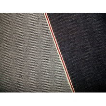 Red Selvage Cotton Denim Fabric
