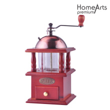 Red Manual Coffee Bean Mill