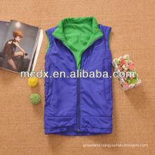 2016 Blue Waistcoat for kids wear