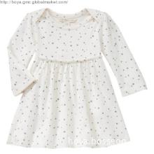 Favorite Organic Printed Child Girls Dresses