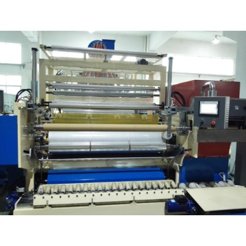 Mesin Grade Pallet Cast Film Machine