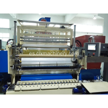 Maquinaria Grade Pallet Cast Film Machine