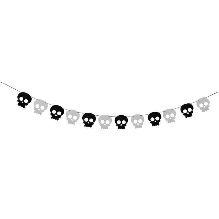 Halloween Hanging Sign Banner