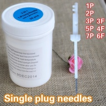 Eyebrow Tattoo Needles Single Plug Needle