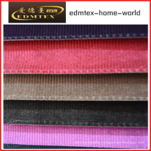 Plain Chenille Fabric for Sofa Packing in Rolls (EDM0209)