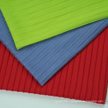Siro Polyester Jacquard Sweater Knitting Fabric Brocade