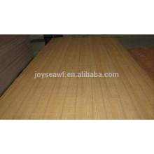 Folheado natural de madeira compensada de teca de alta qualidade