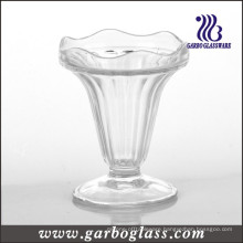 Flower Shape Crystal Ice Cream Cup (GB1014PQ)